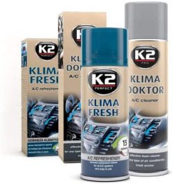 k2 car air conditioning cleaner
