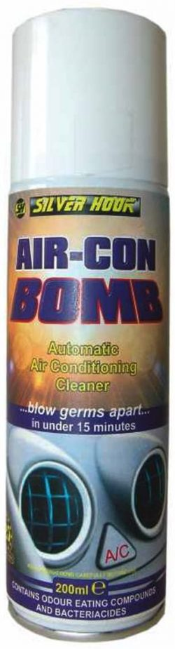silverhook air conditioning cleaner
