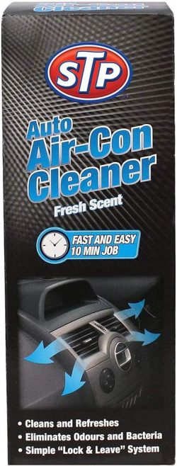 stp auto air con cleaner