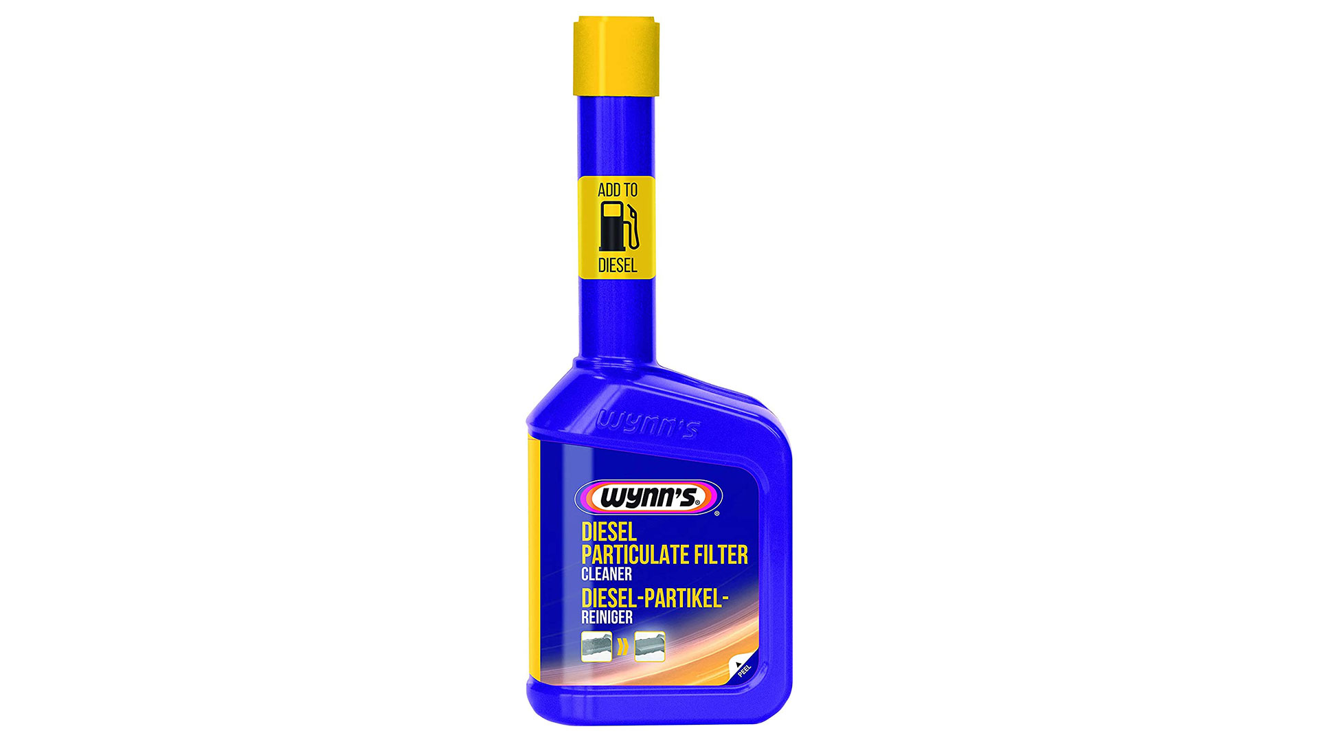 wynns dpf cleaner additive