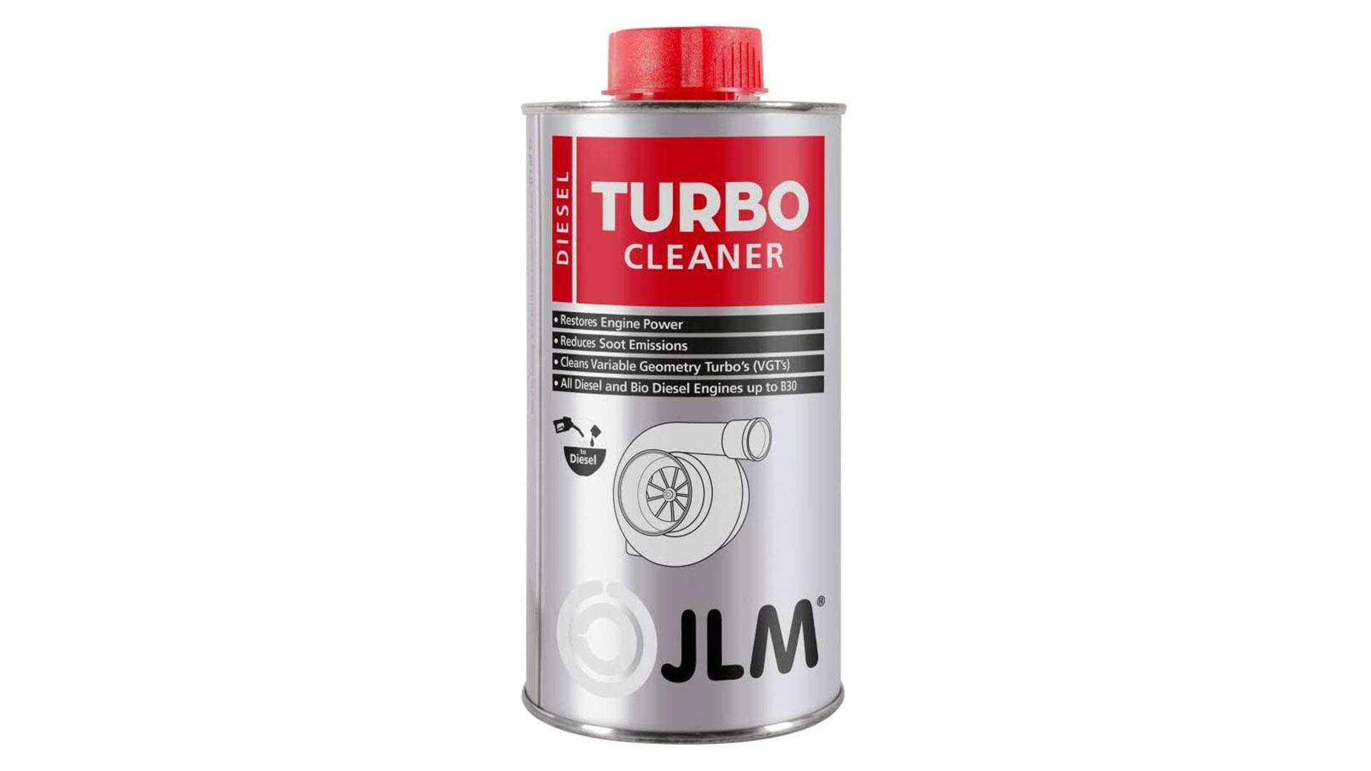jlm diesel turbo cleaner additive