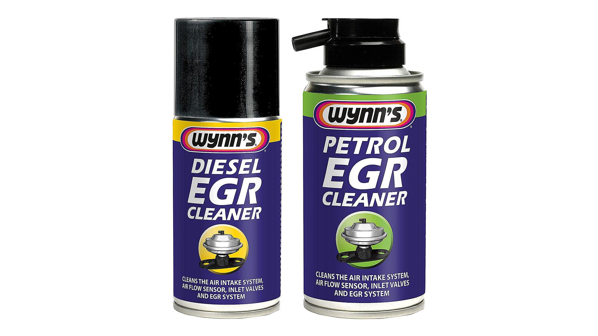 wynn's egr valve cleaner