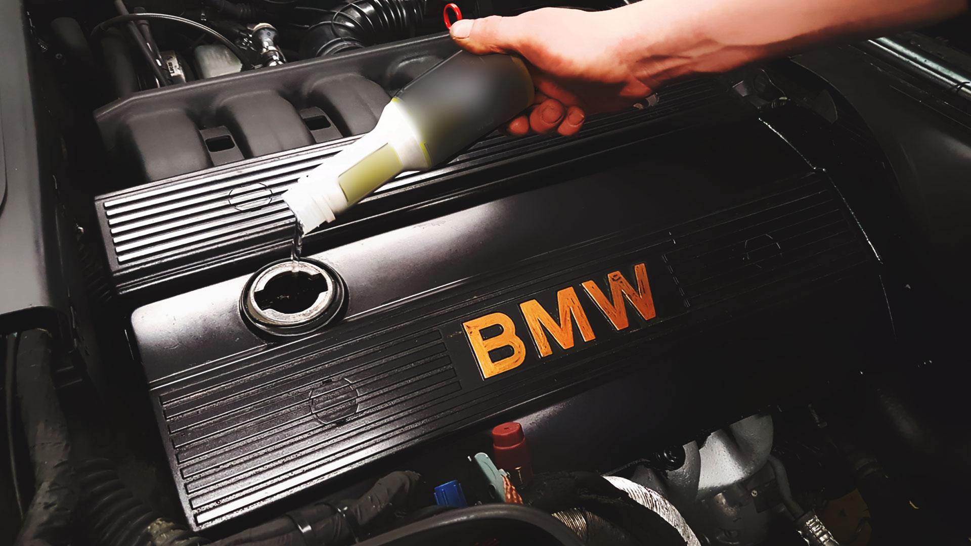 best engine oil stop leak