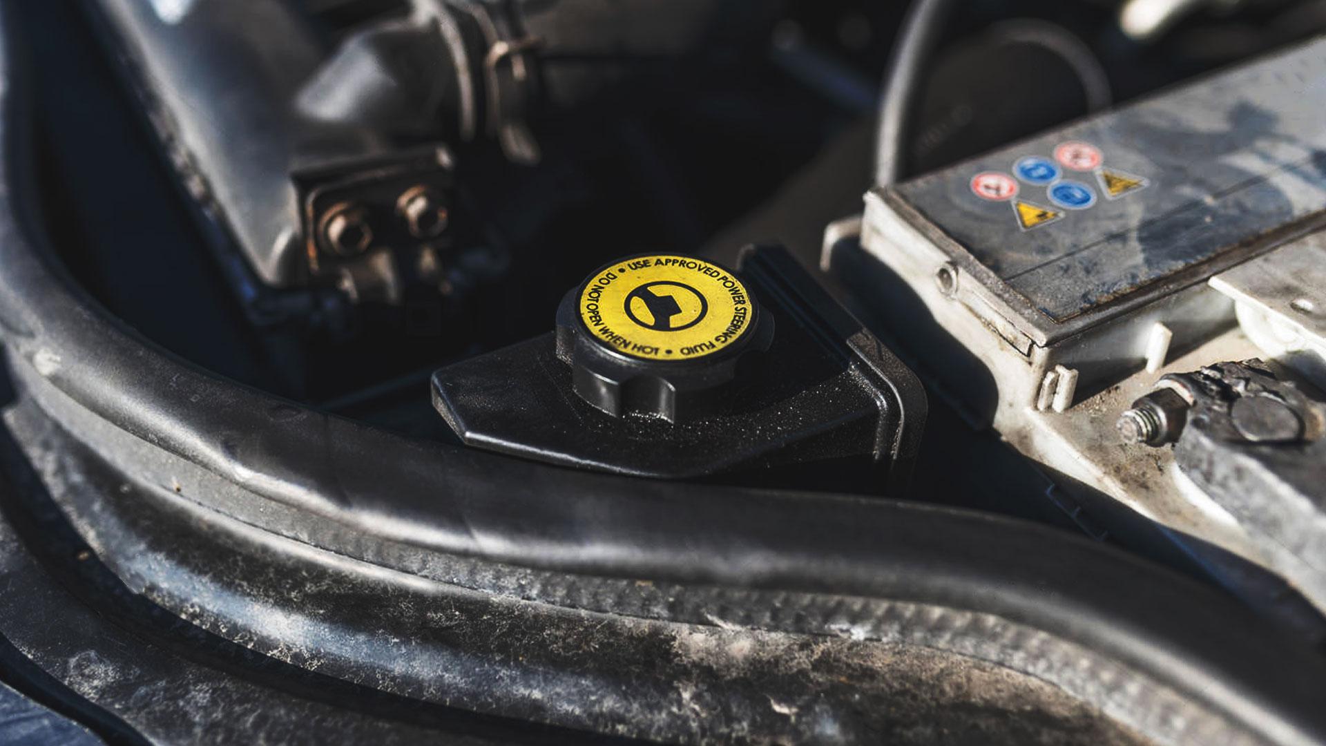 best power steering stop leak