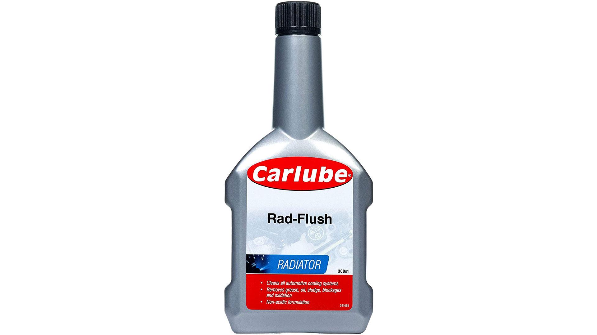 car lube radiator flush