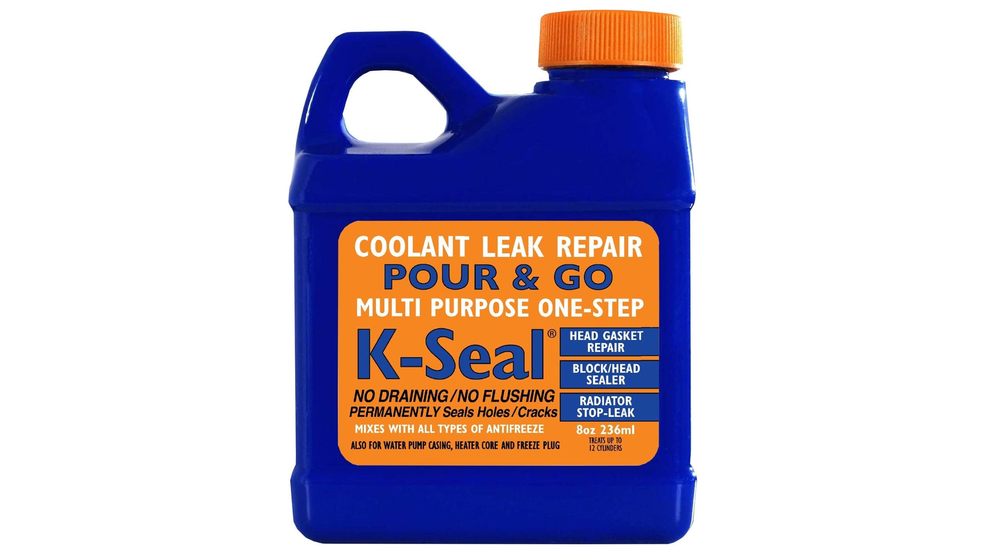 k seal coolant leak repair