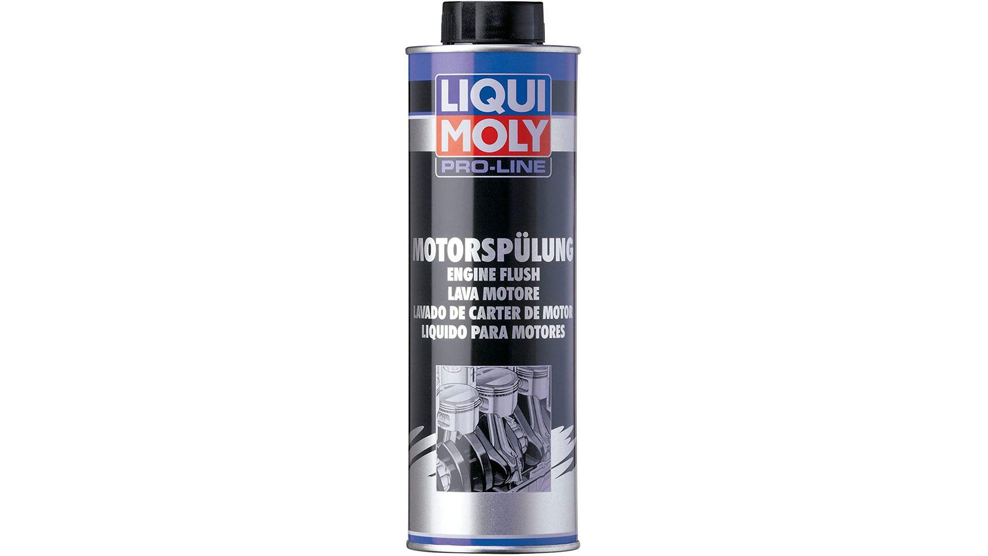 liqui moly pro line engine flush