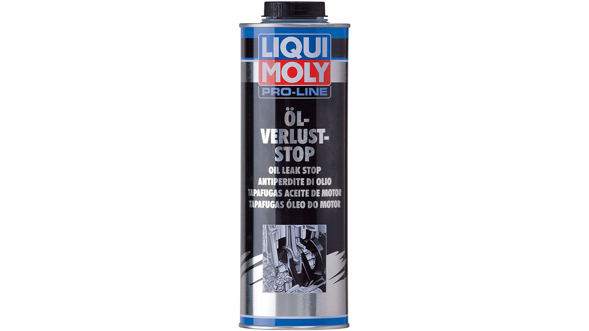 liqui moly pro line oil stop leak