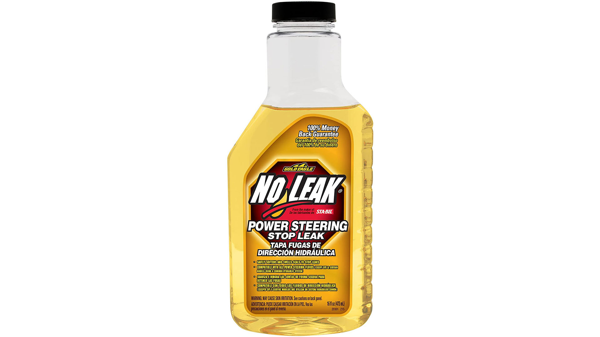 no leak power steering stop leak