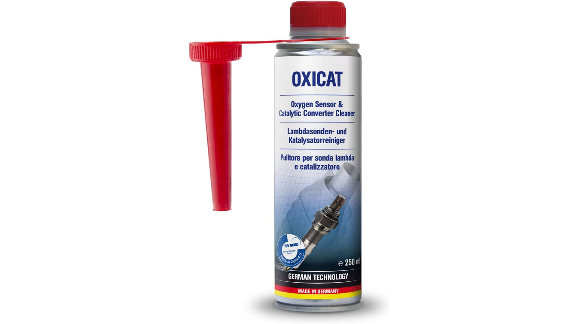 oxicat o2 sensor catalytic converter cleaner