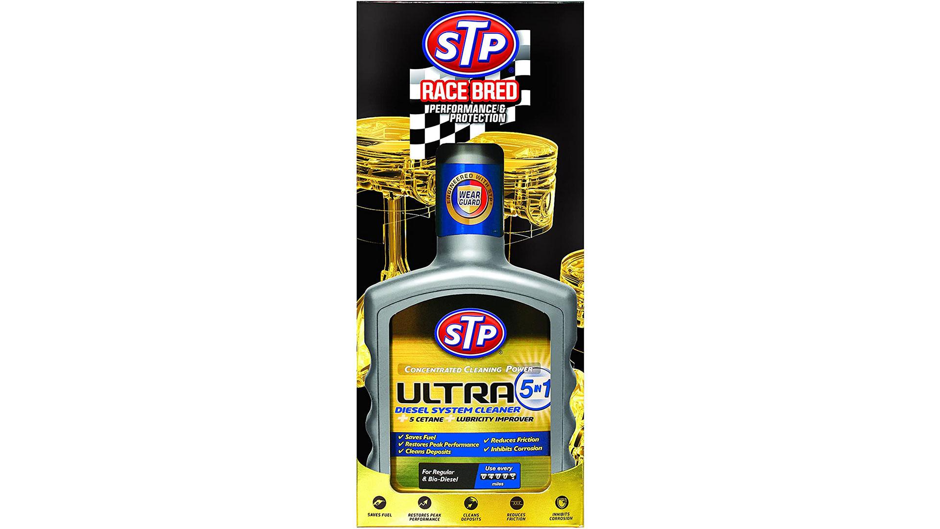 stp ultra diesel system cleaner