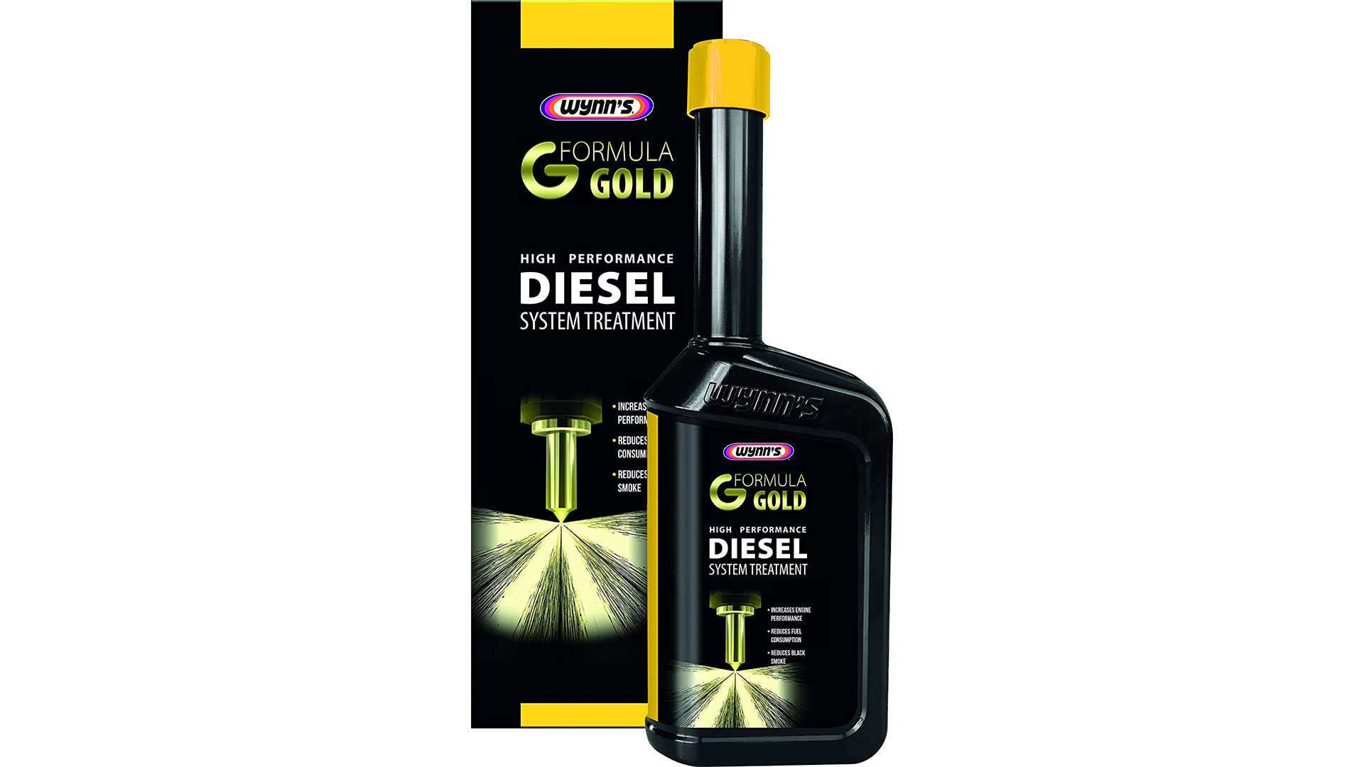wynns formula gold high performance diesel system treatment