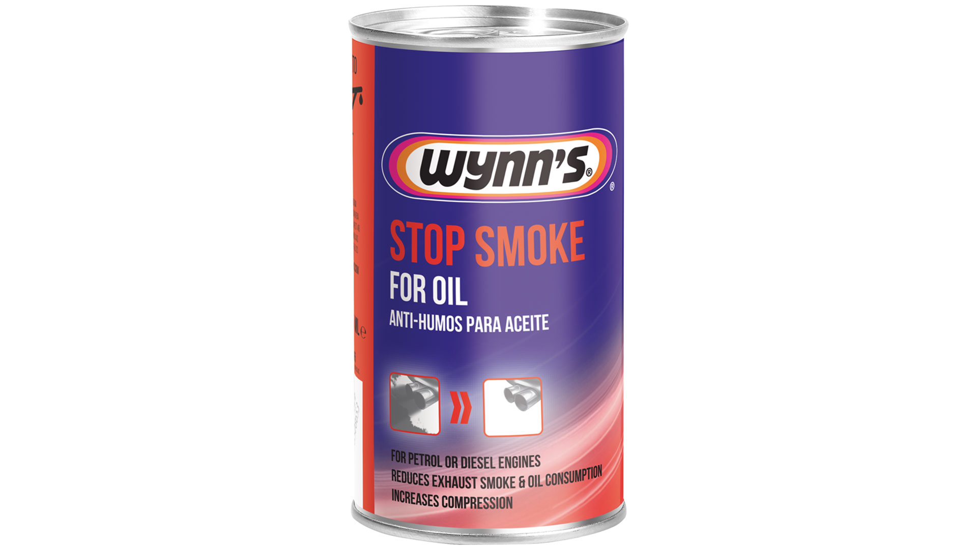 wynns oil stop smoke