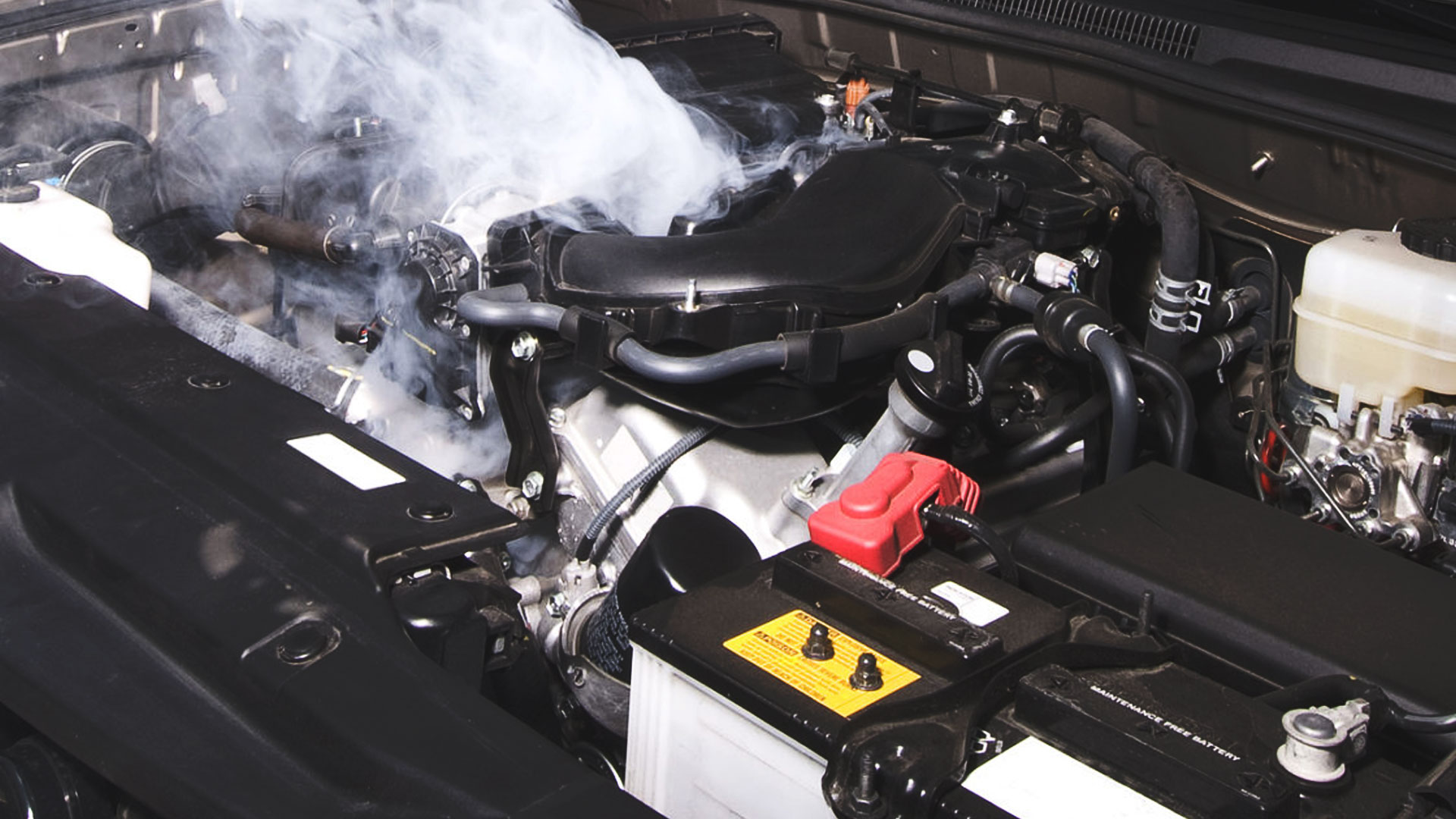 what causes a blown head gasket