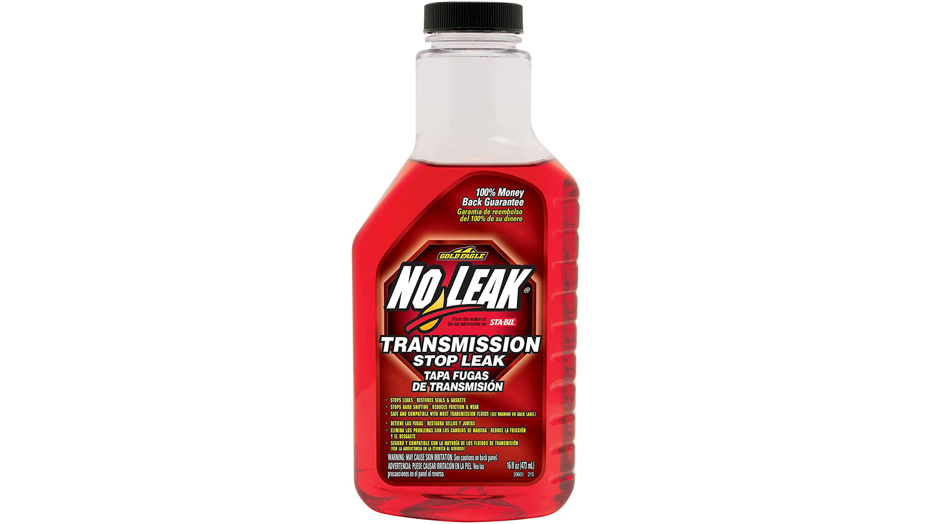 gold eagle no leak transmission stop leak