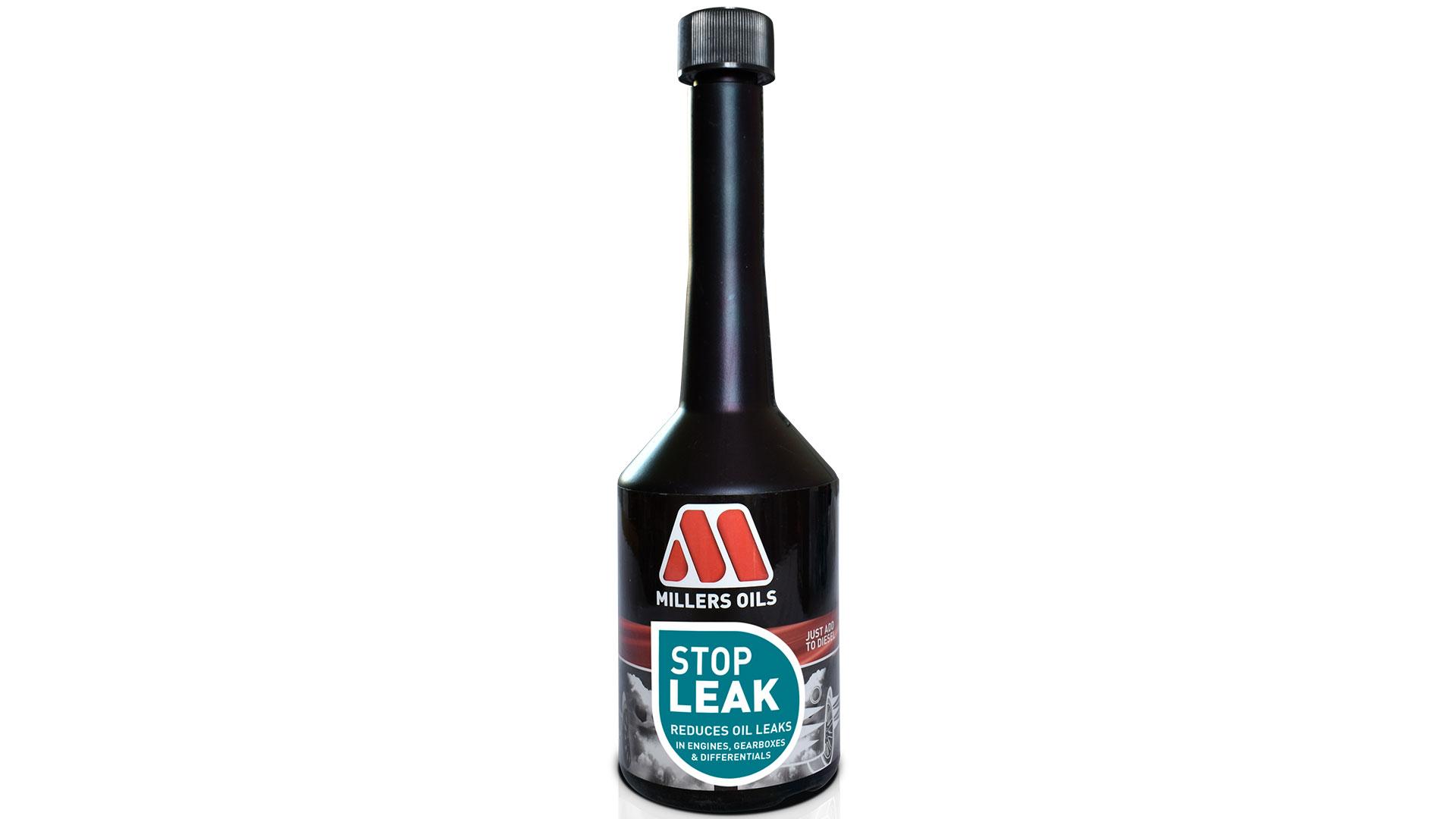 millers oils gearbox stop leak