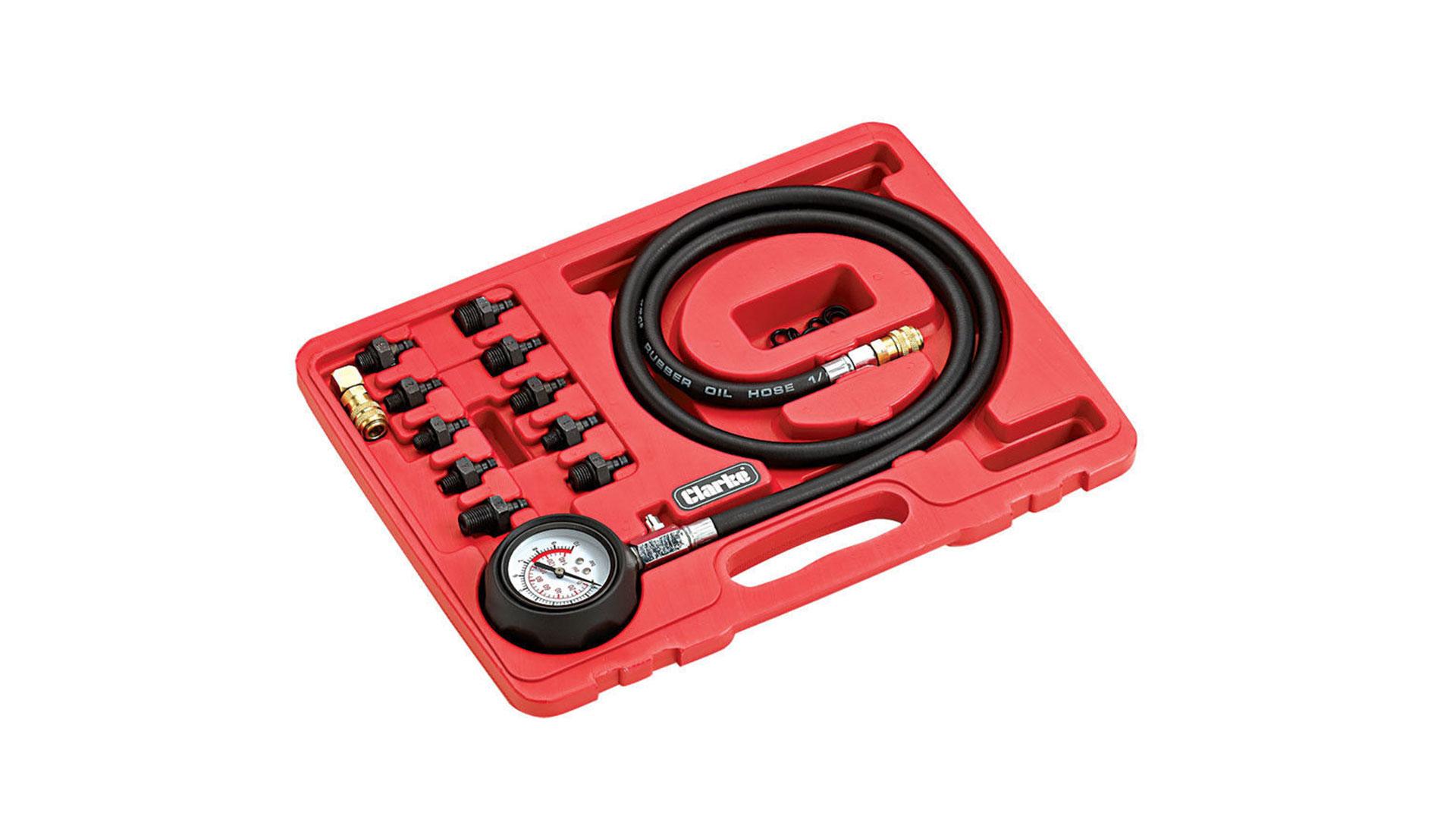 clarke cht712 oil pressure test kit
