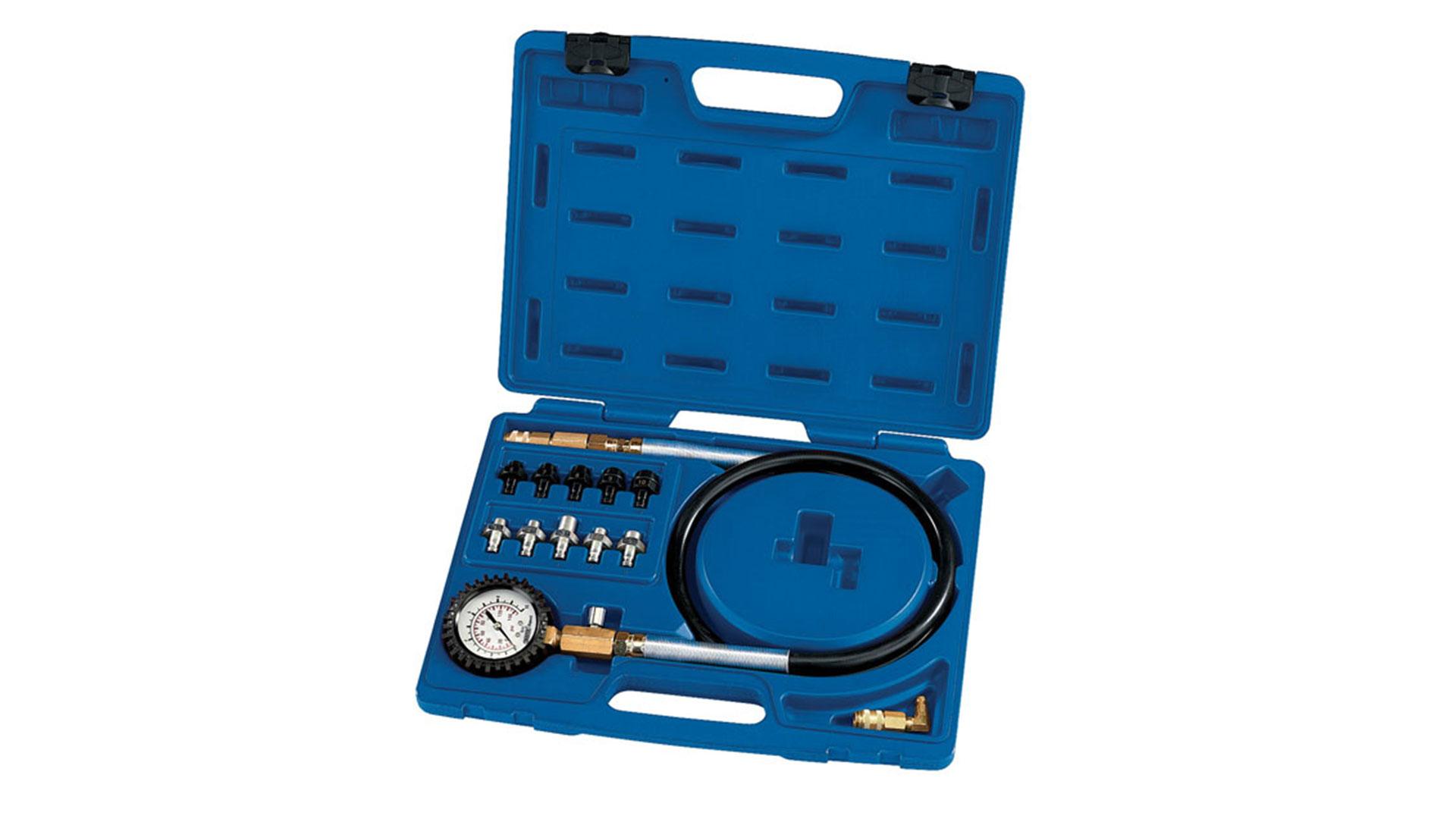 draper 43054 12 piece oil pressure test kit