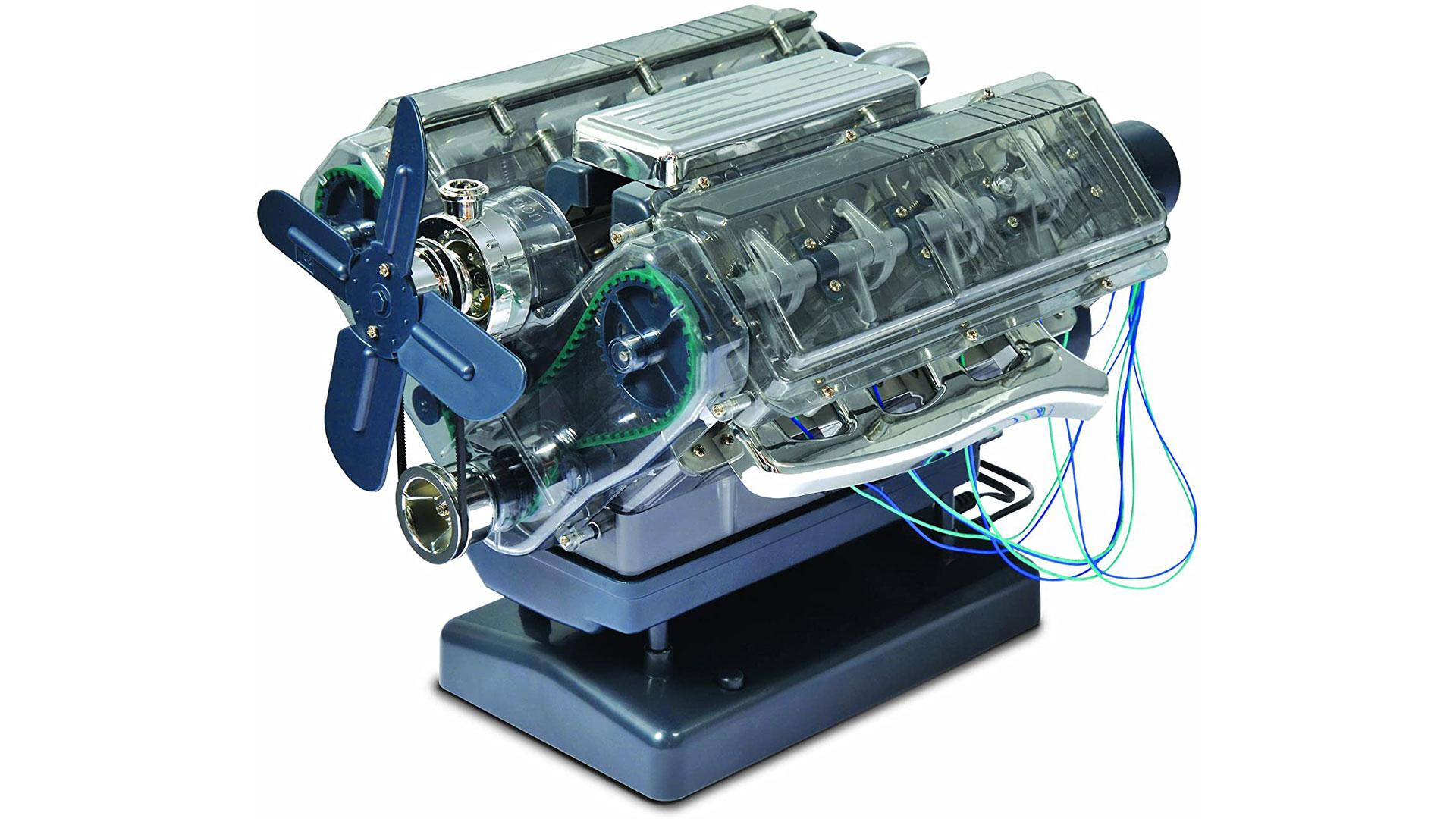 haynes model v8 engine