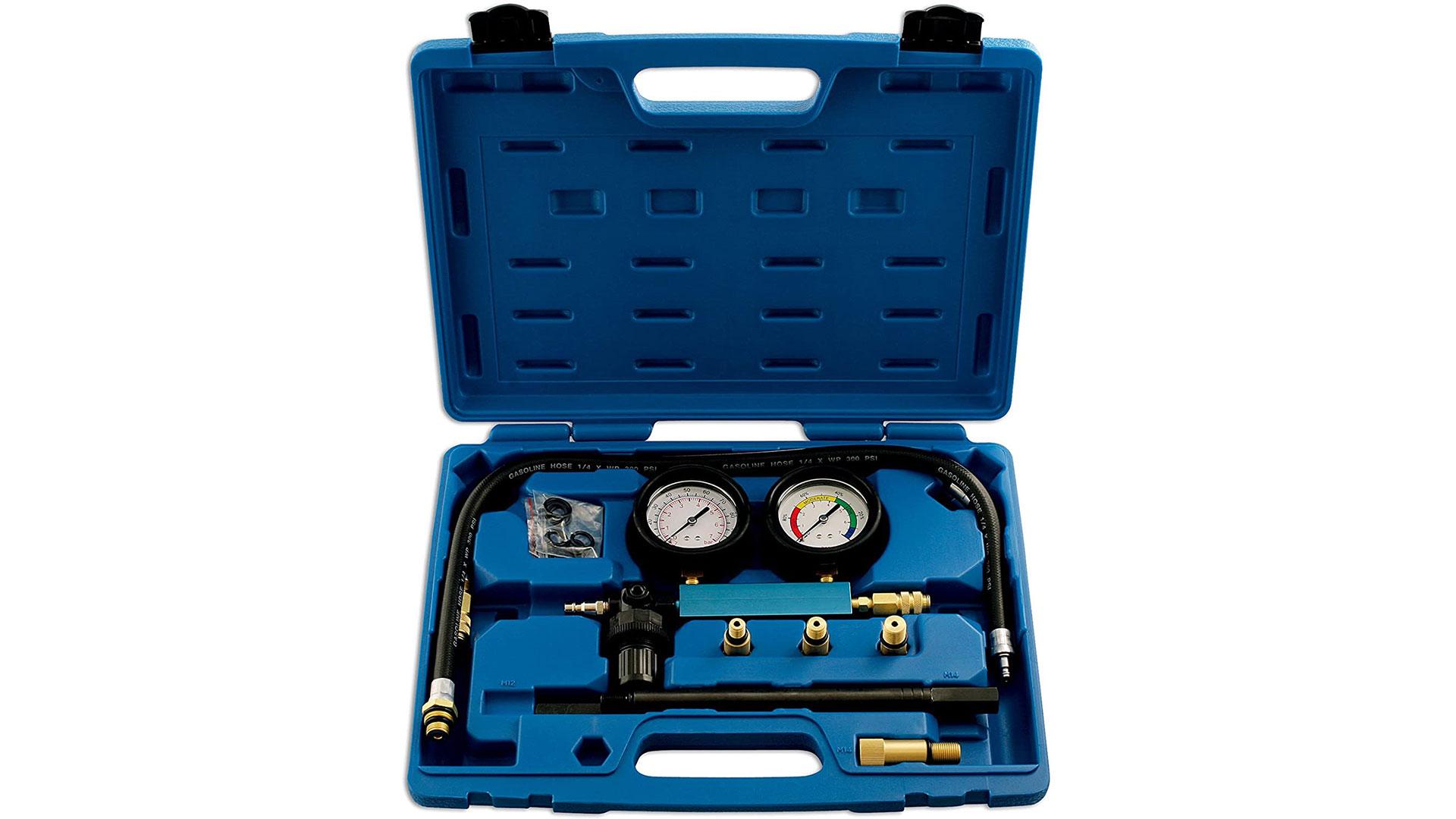 laser cylinder leak down test kit