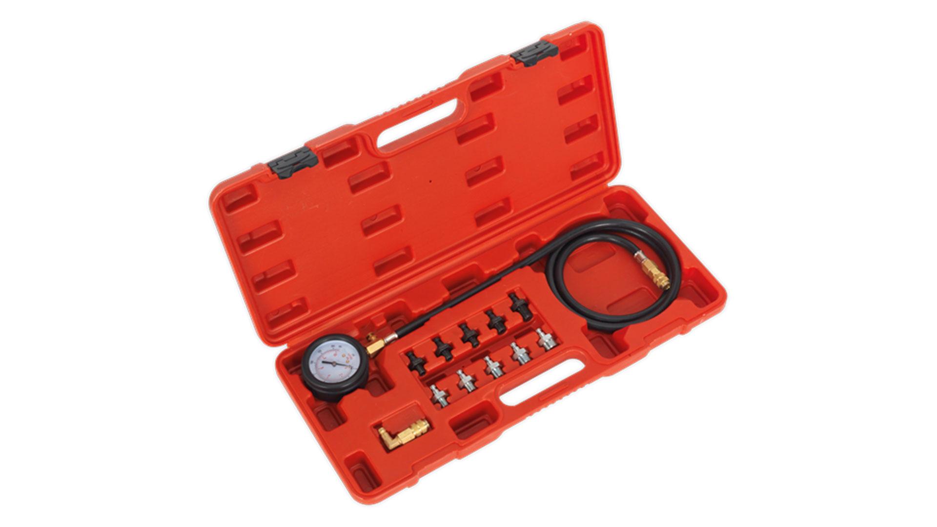 sealey vse203 oil pressure test kit