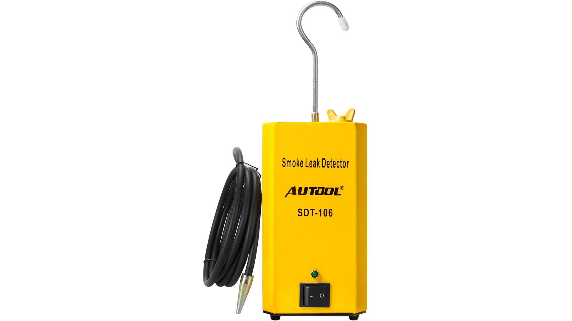 autool sdt 106 smoke leak detector