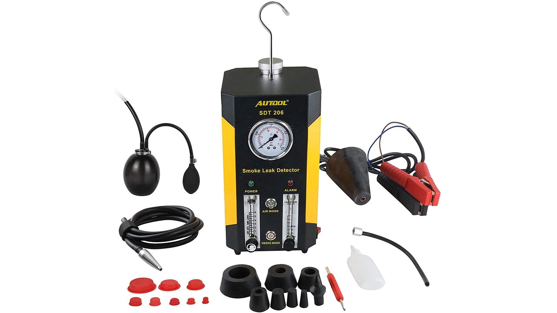 autool sdt 206 smoke leak detector