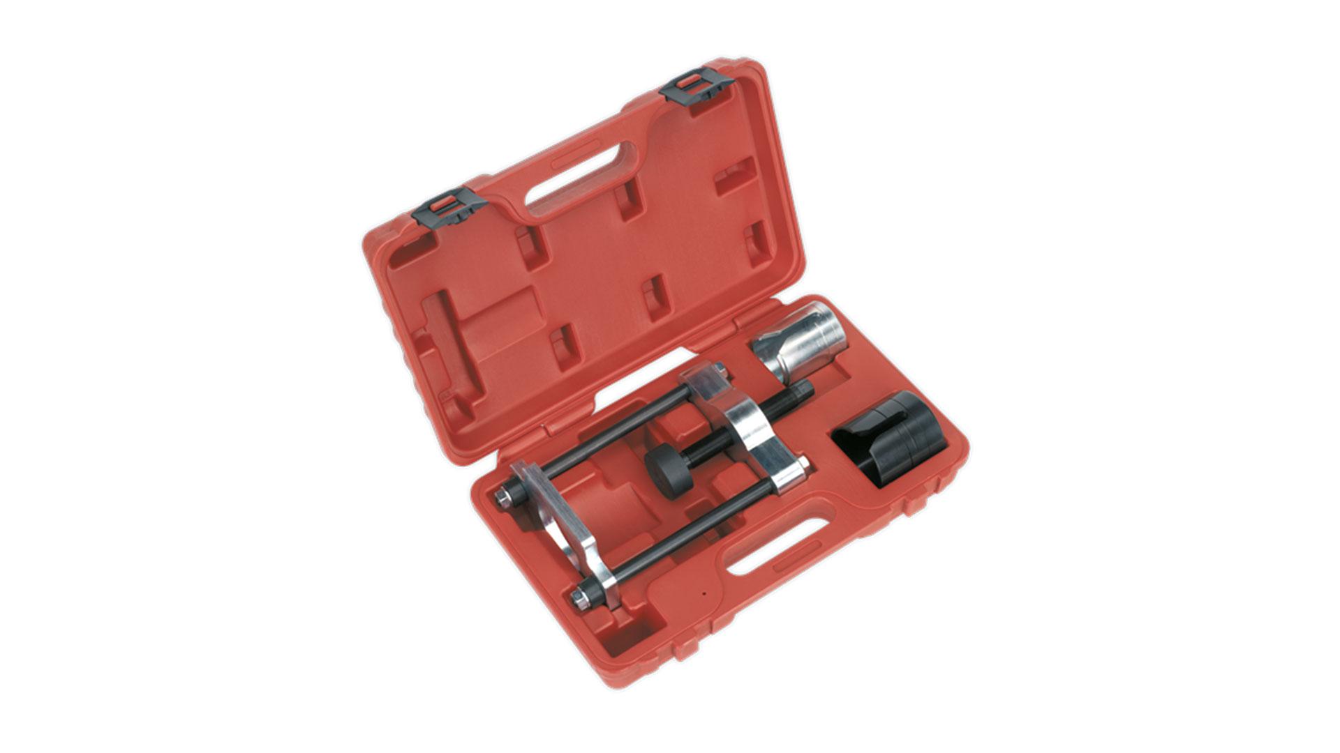 sealey vse4780 rear trailing arm bush tool