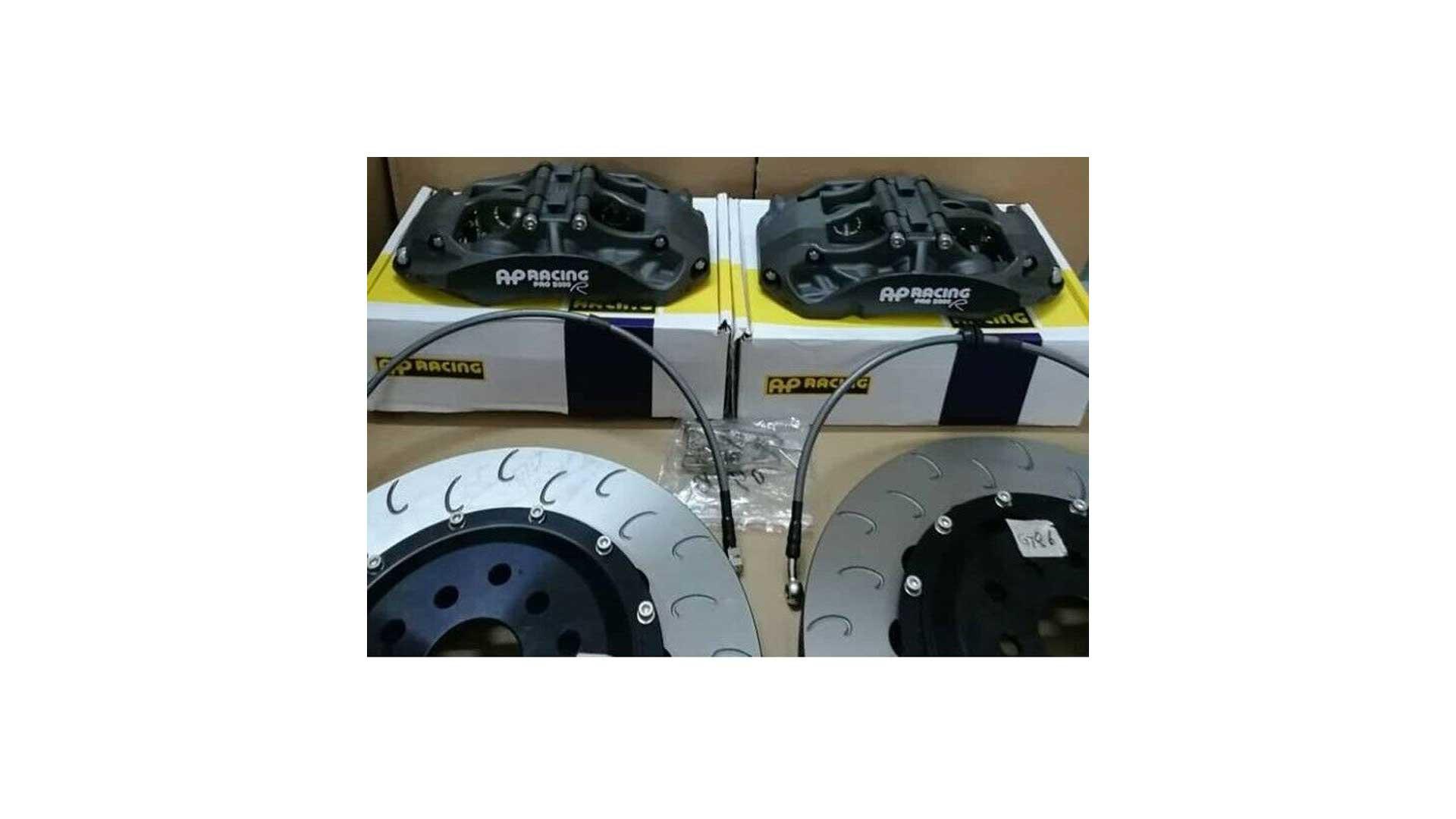 rb racing rotors bmw z4m big brake kit