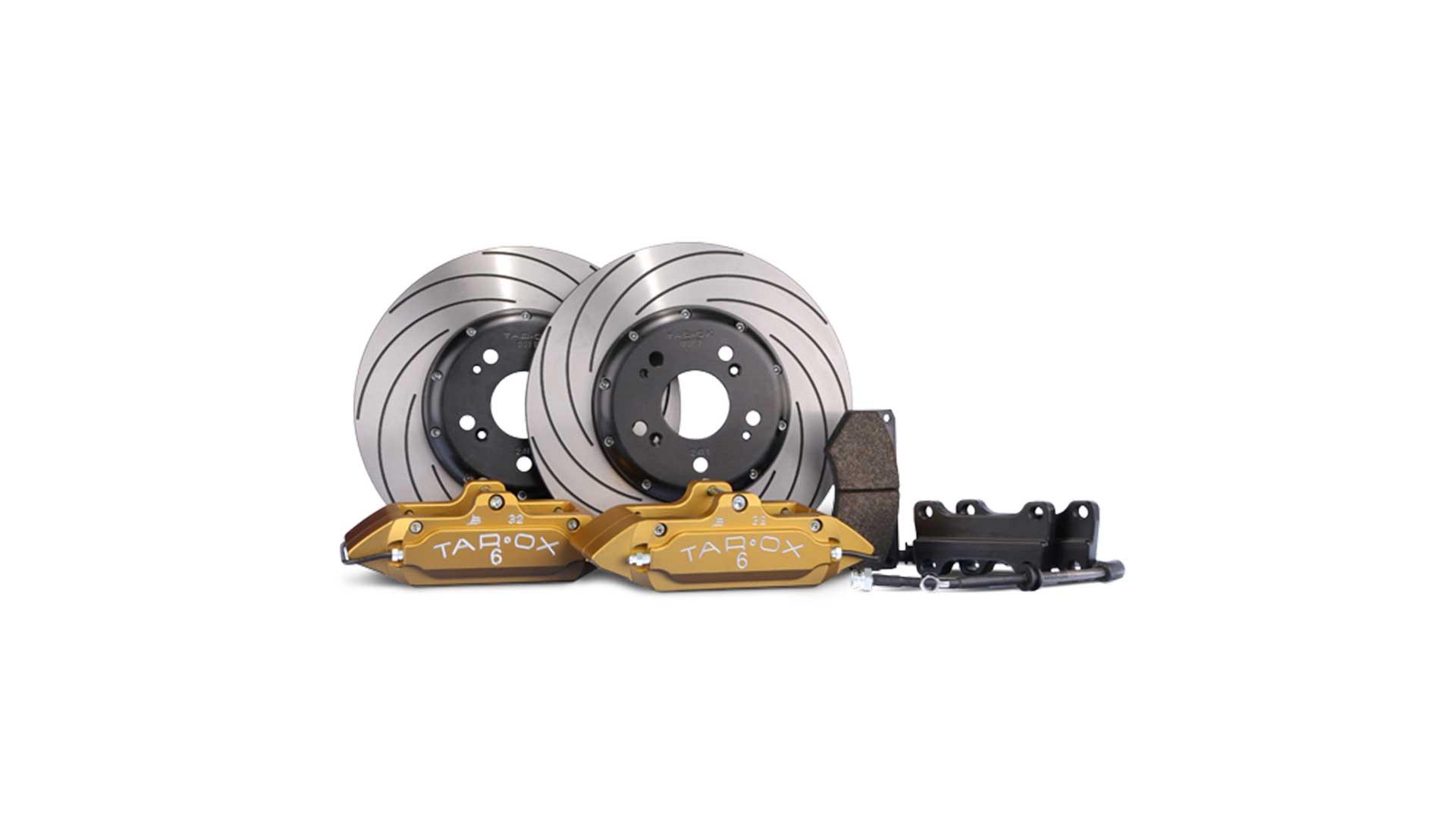 tarox sport big brake kit