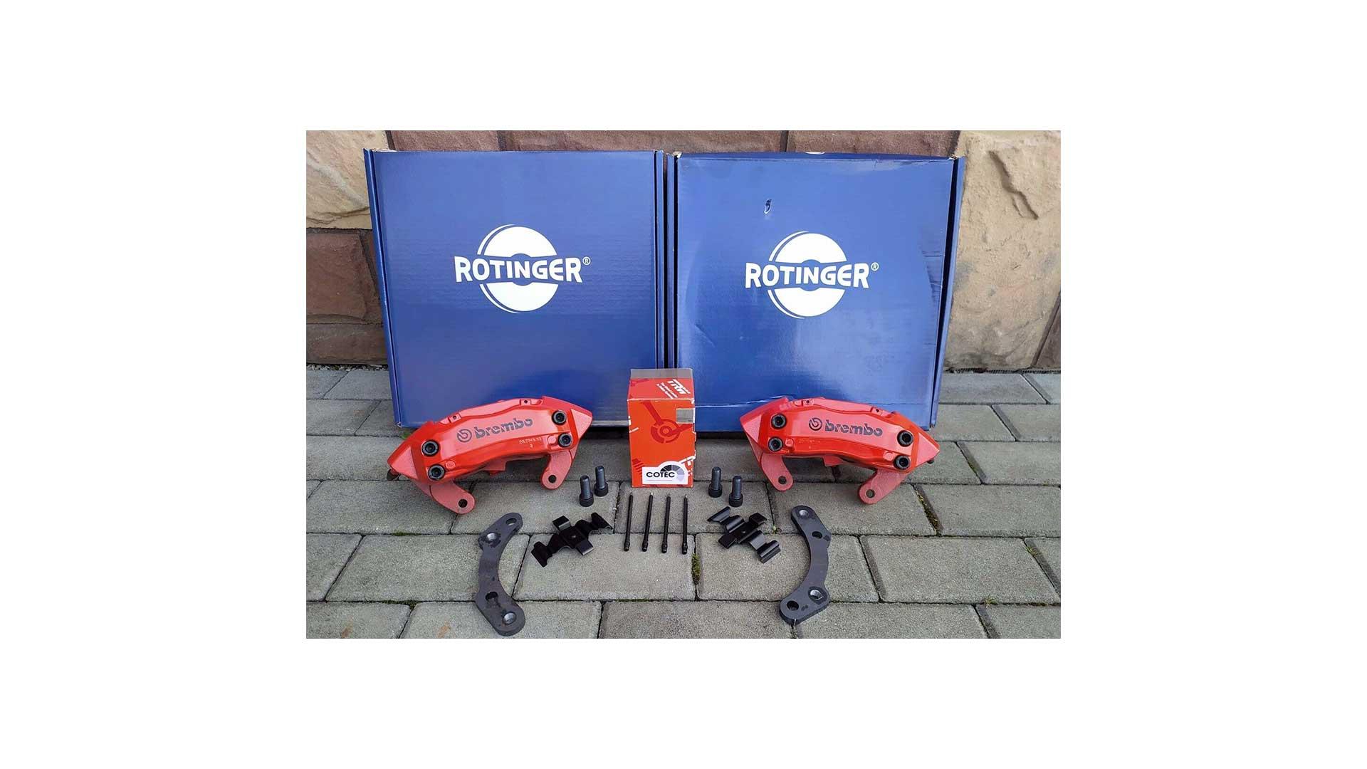 unbranded bmw z4 e85 e86 big brake kit
