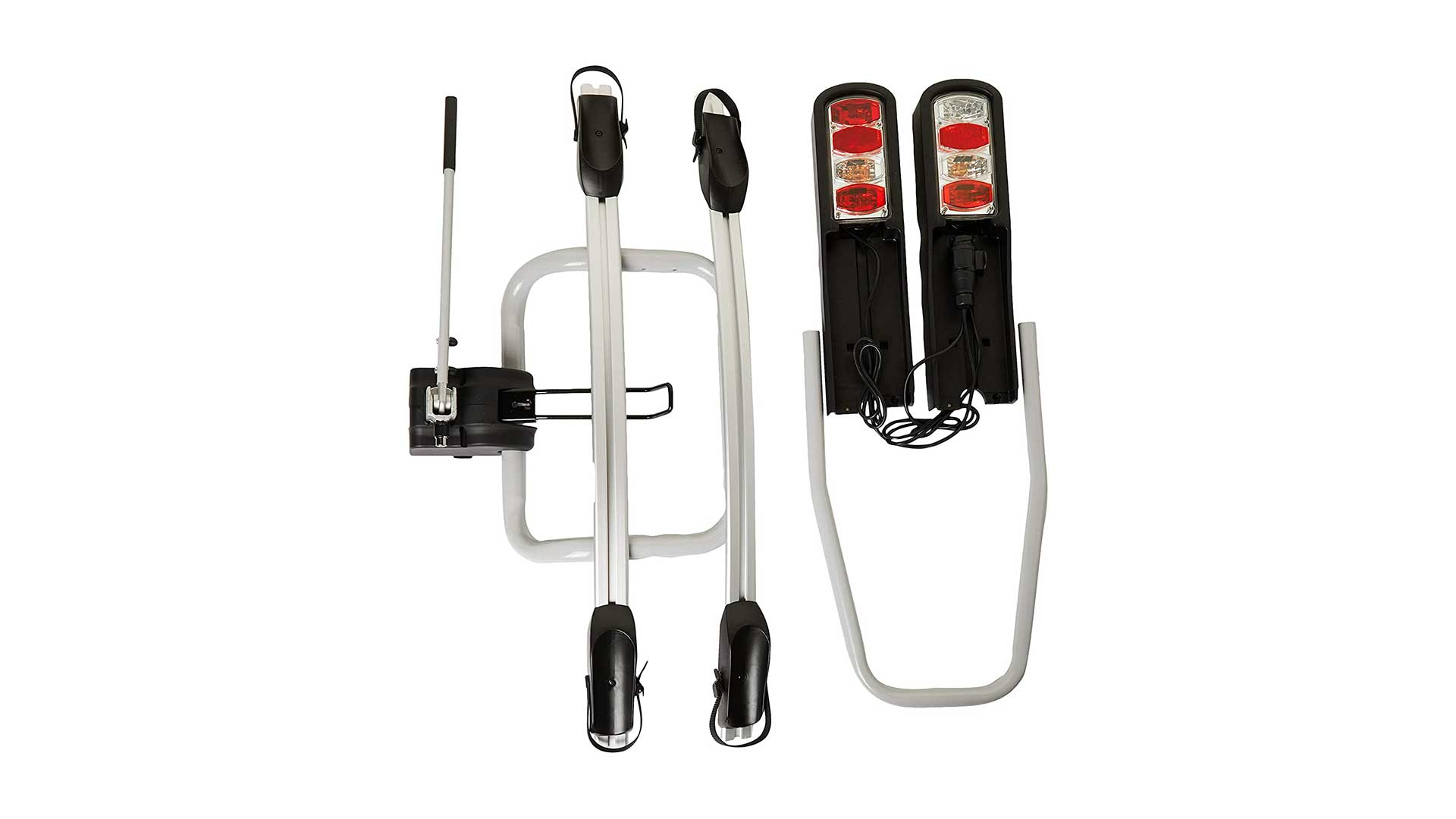 auto companion 2 platform bike rack autoc-18