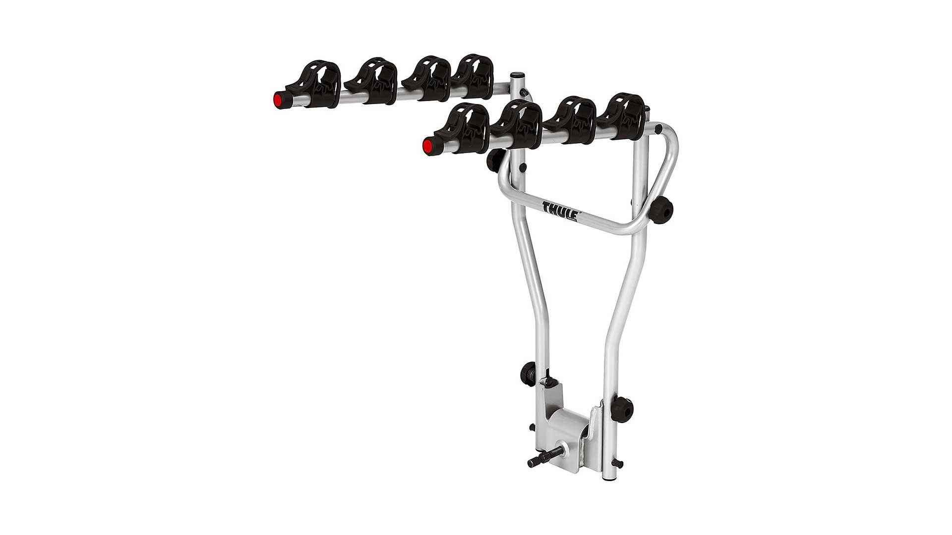 thule tow bar bike rack 970805