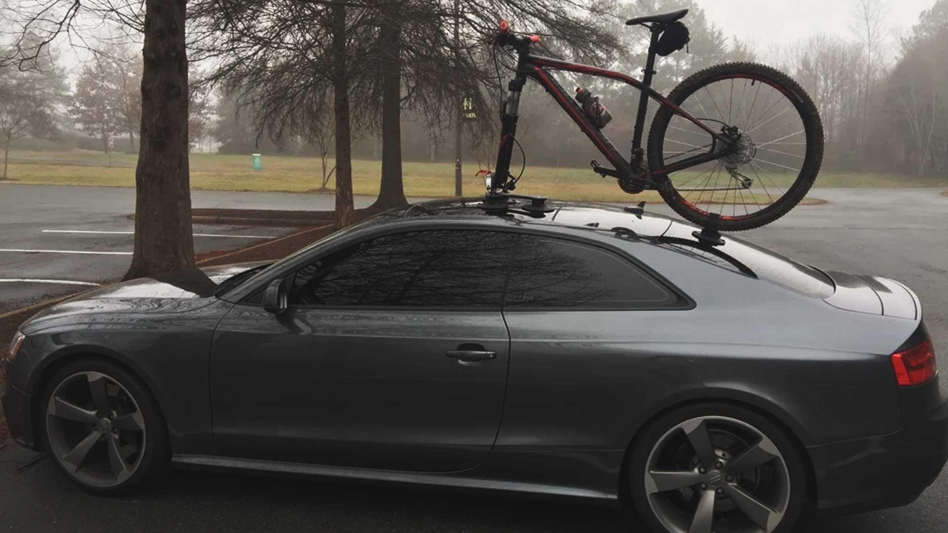 audi a5 bike rack