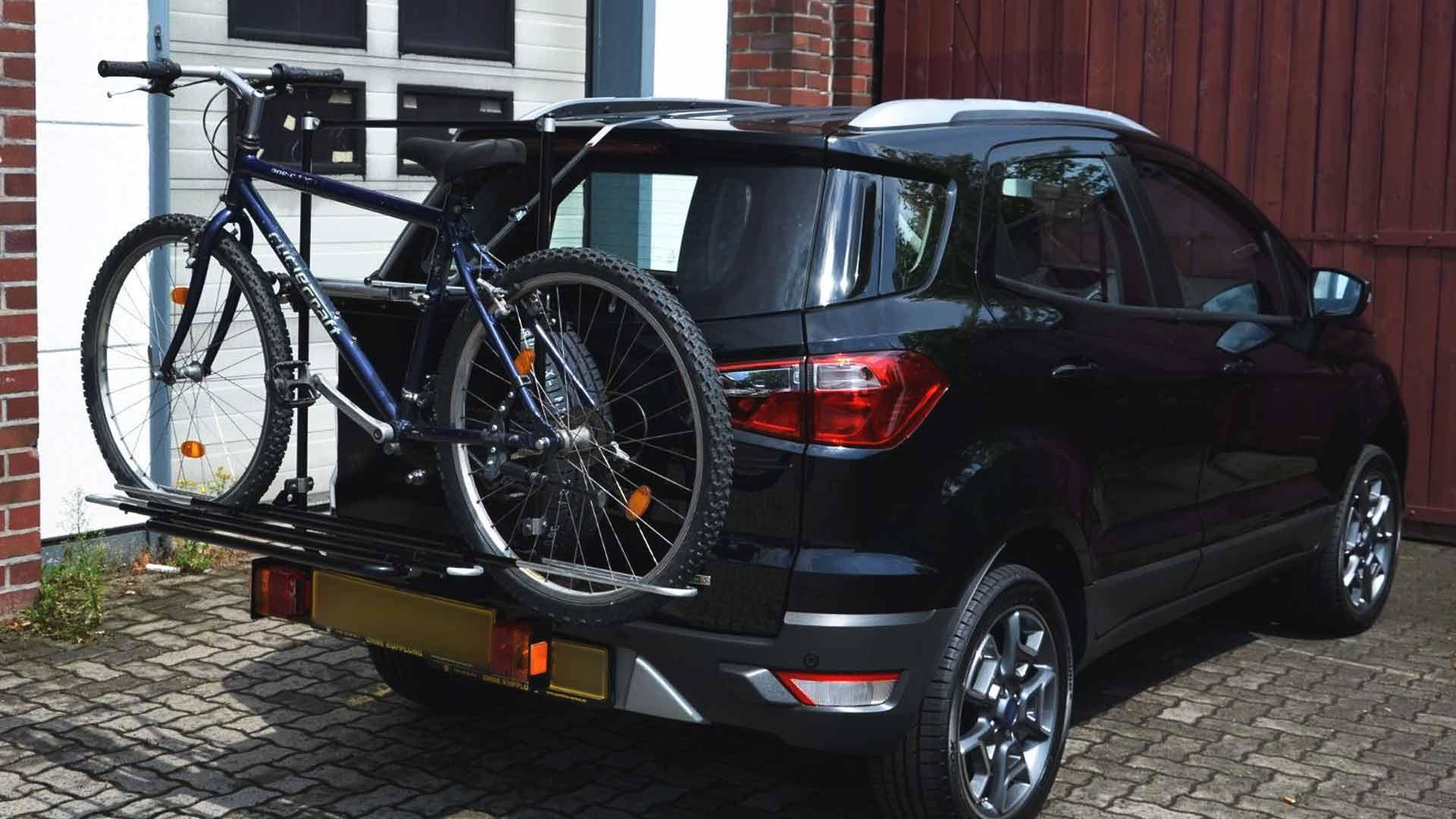 ford ecosport bike rack