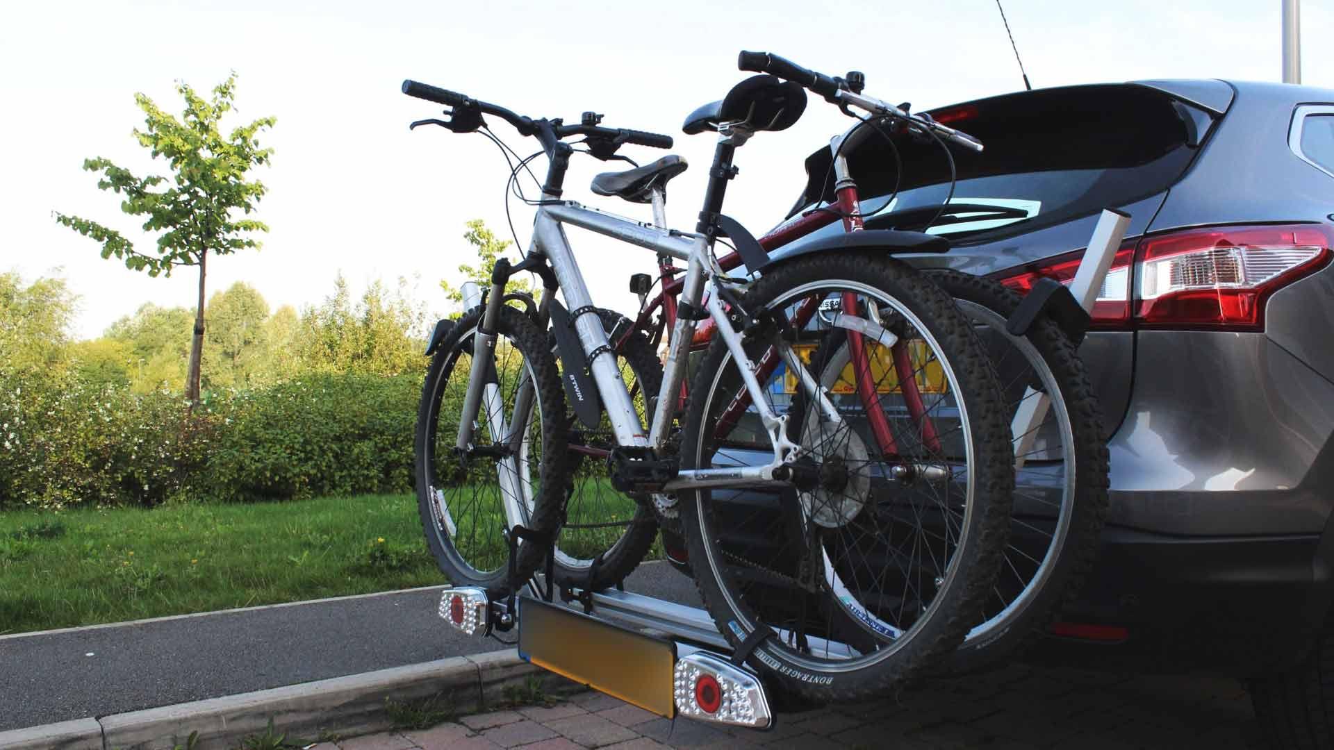 nissan qashqai bike rack