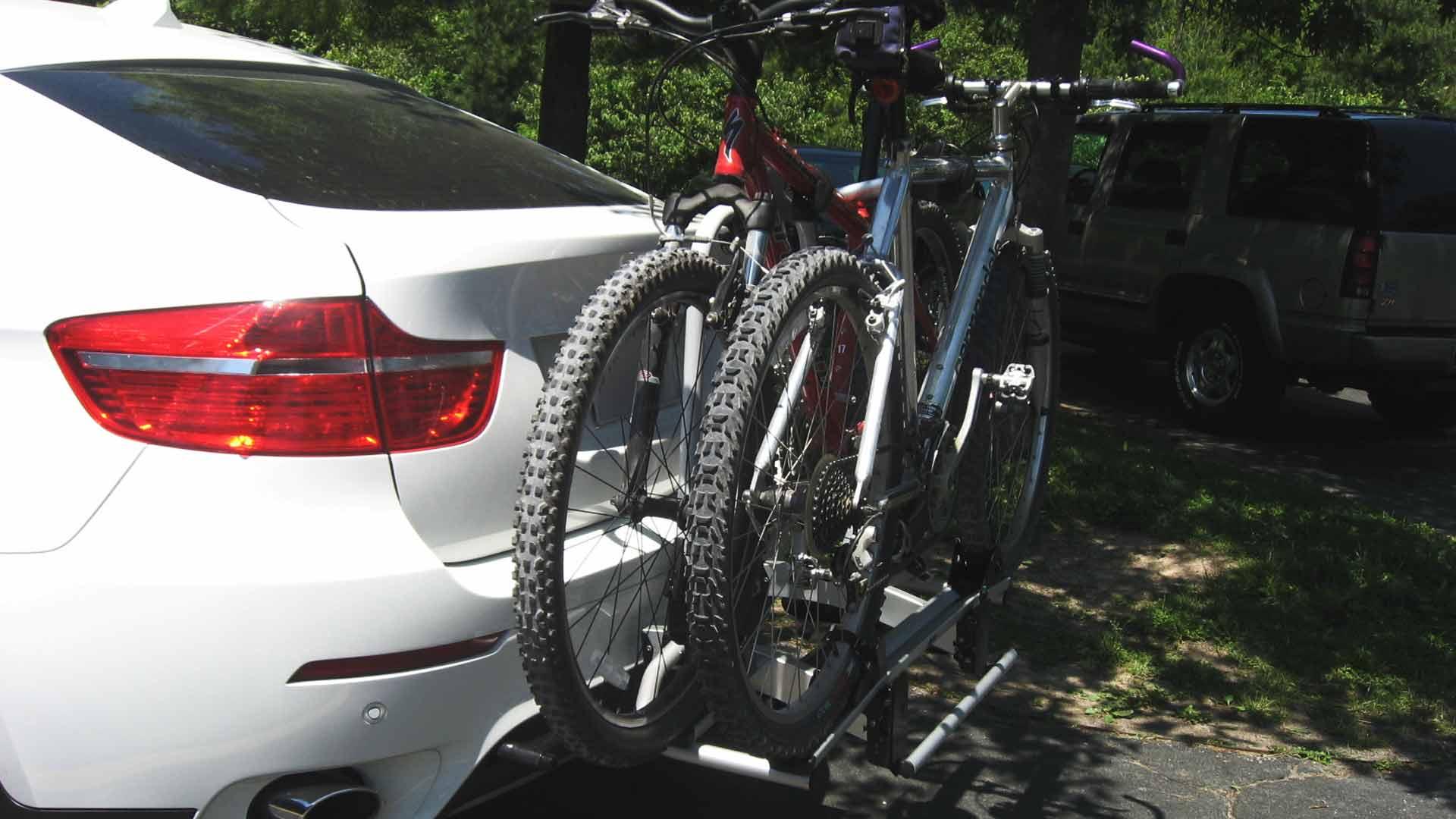 bmw x6 bike rack