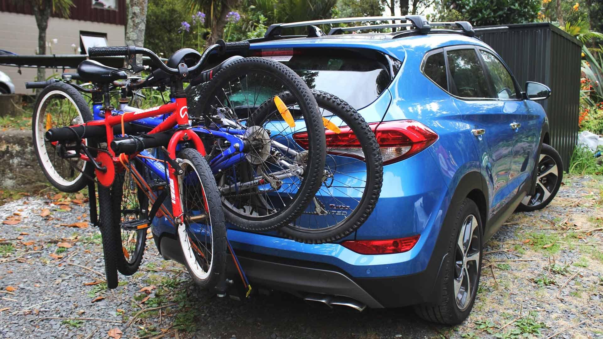 hyundai tucson bike rack