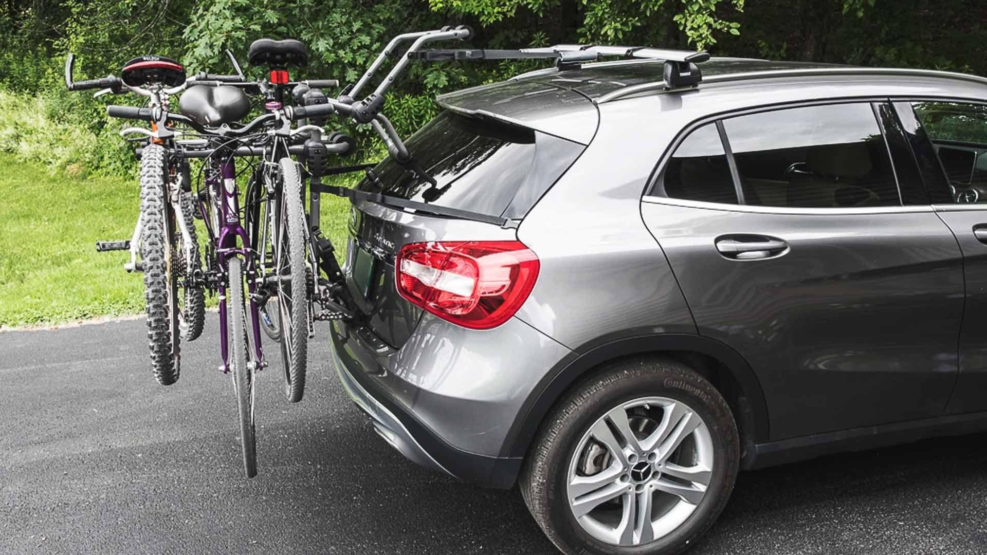 mercedes gla bike rack