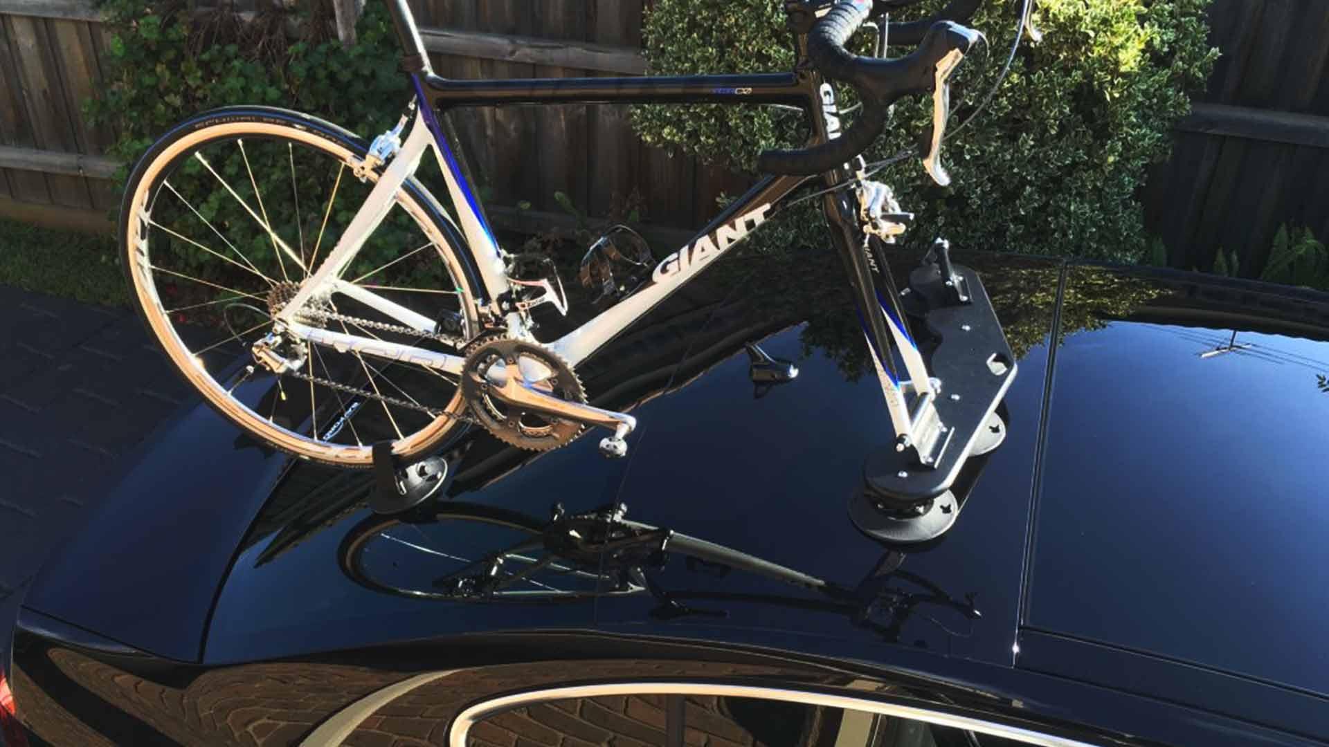 volkswagen passat bike rack