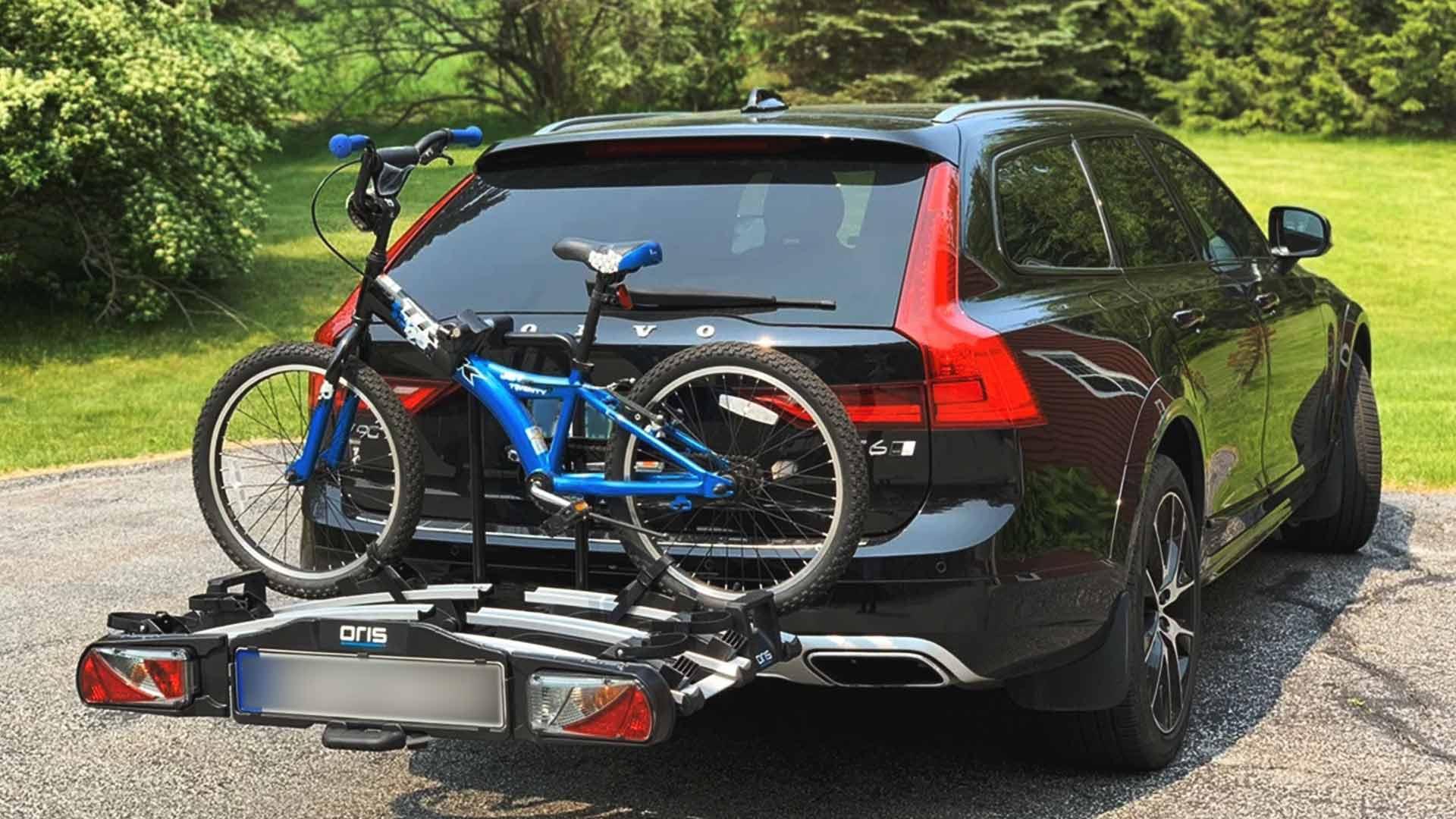 volvo v60 bike rack