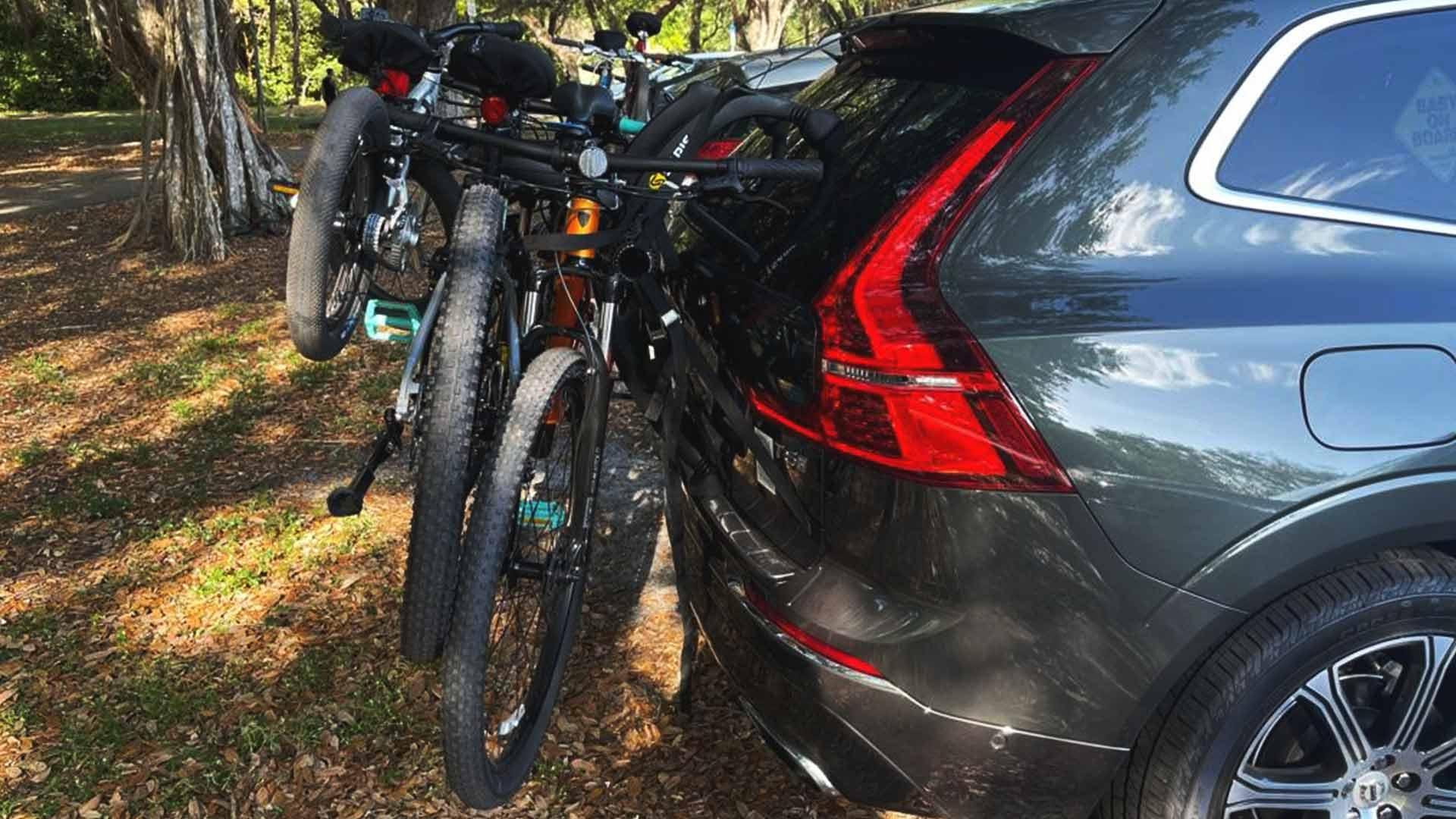 volvo xc60 bike rack