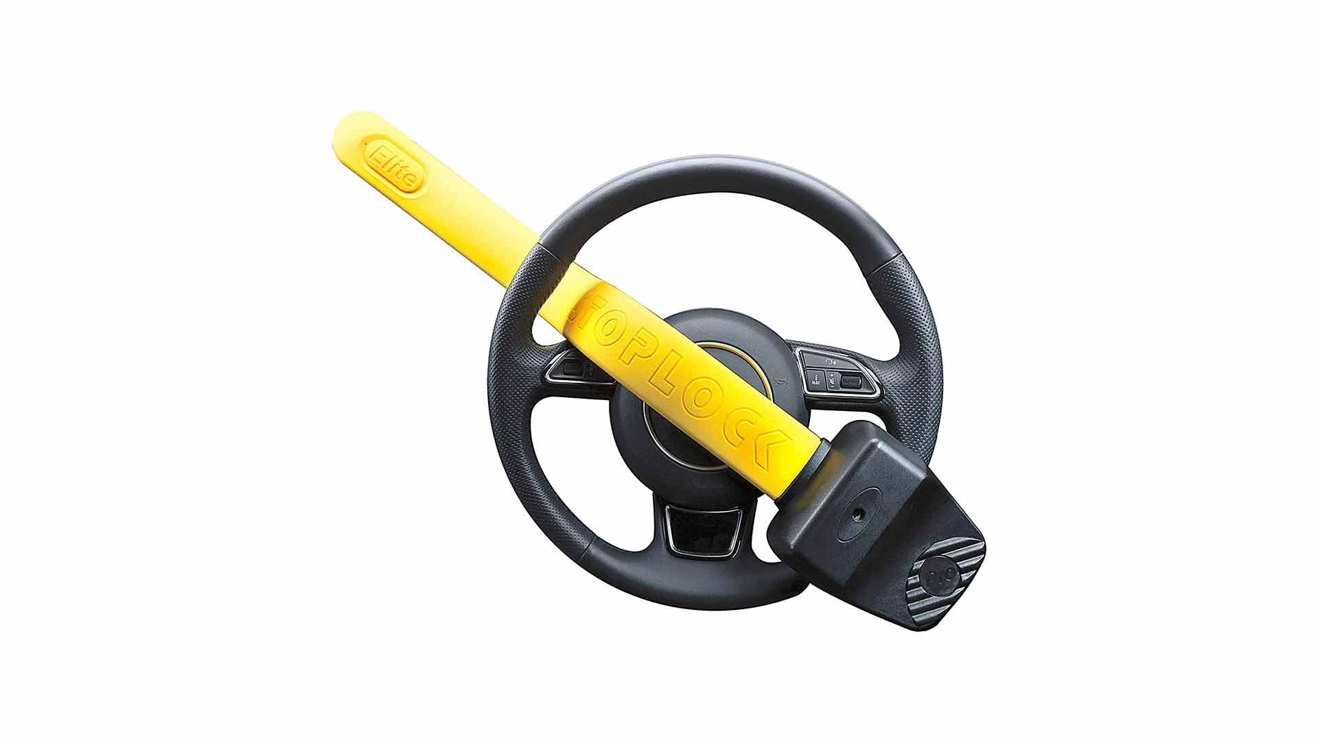 stoplock pro elite steering wheel lock